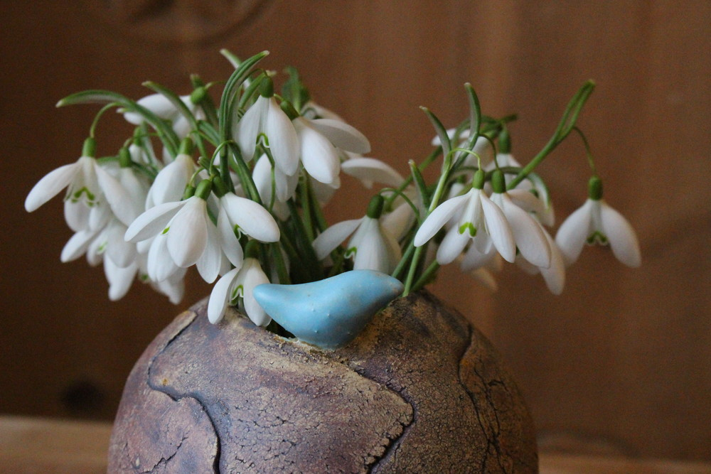 Vase boule