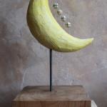 Télécabine lunaire, 130€. Dimensions  (H × L × l): 33 x 12 x 16 cm